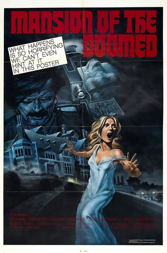 Poster of Mansion of the Doomed