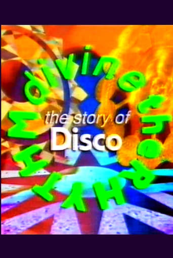 Poster of Rhythm Divine - History of Disco Music