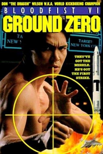 Poster of Bloodfist VI: Ground Zero