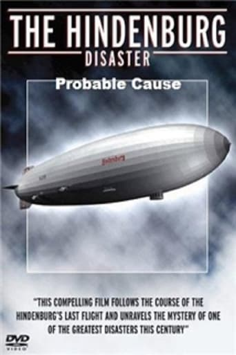 Hindenburg Disaster: Probable Cause (2001)
