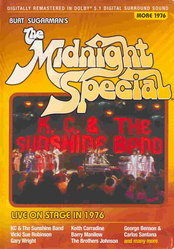 Poster of The Midnight Special Legendary Performances: More 1976