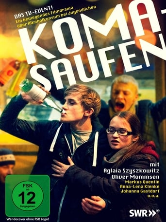 Poster of Komasaufen