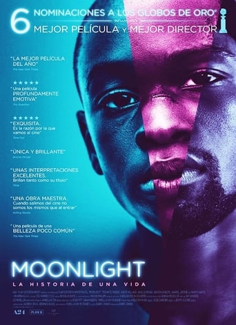 Poster of Moonlight