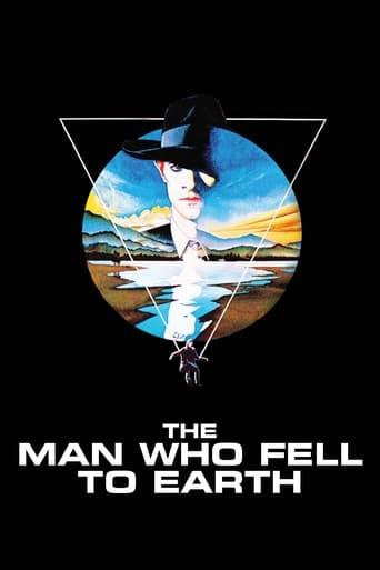 O Homem Que Caiu na Terra - Poster