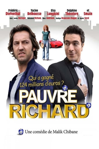 Poster of Pauvre Richard !