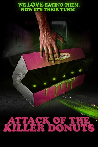 Poster of Attack of the Killer Donuts
