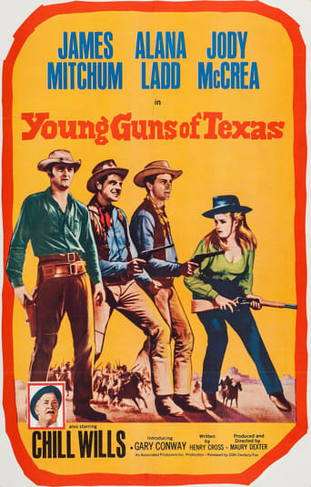 Poster of Young Guns of Texas