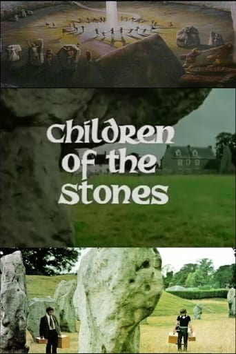 Poster of Children of the Stones