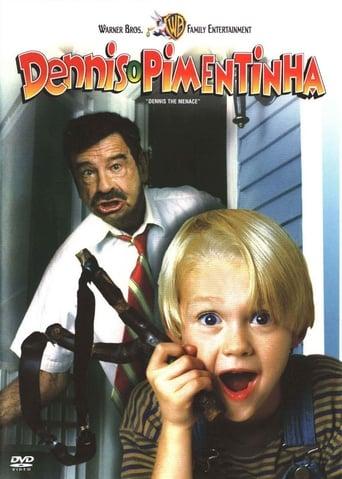 Dennis, o Pimentinha - Poster
