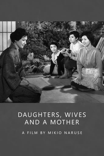 Poster of Daughters, Wives and a Mother