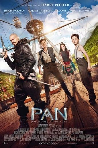 Pan - Abenteuer / 2015 / ab 12 Jahre