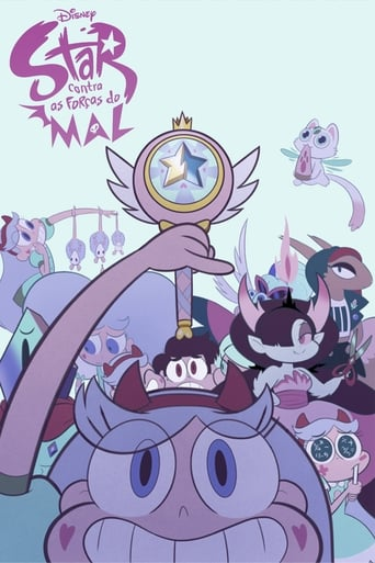 Star vs. As Forças do Mal 2ª Temporada - Poster