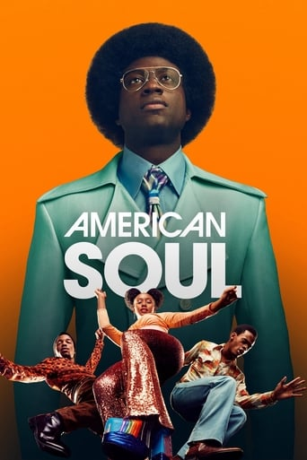 American Soul Movie Poster