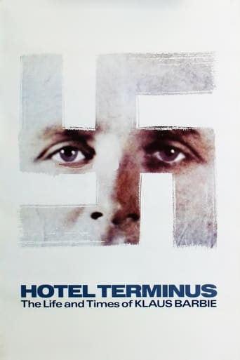 'Hôtel Terminus: The Life and Times of Klaus Barbie (1988)