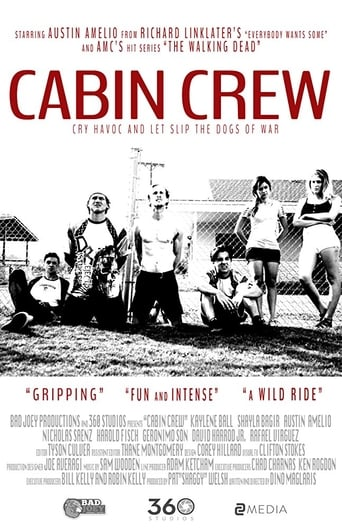 Poster of Cabin Crew