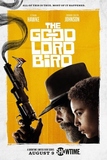 Poster of The Good Lord Bird