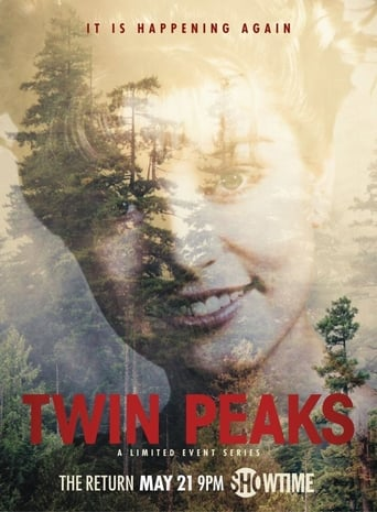 Poster of Twin Peaks : The Return