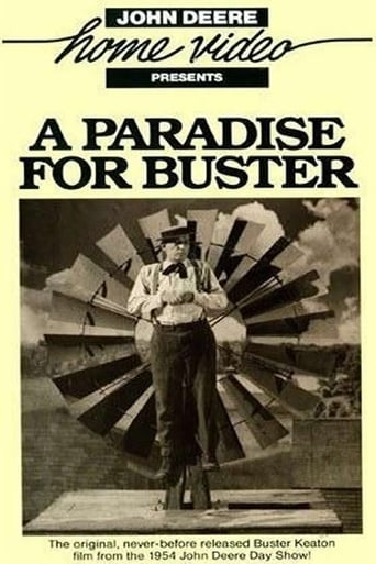 Poster of Paradise for Buster