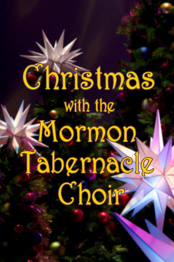 Poster of Christmas with the Mormon Tabernacle Choir