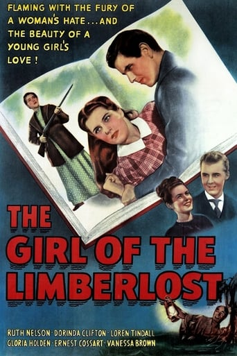 Poster of The Girl of the Limberlost