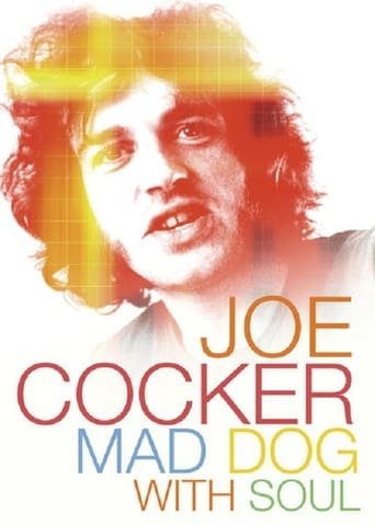 Poster of Joe Cocker: Mad Dog with Soul