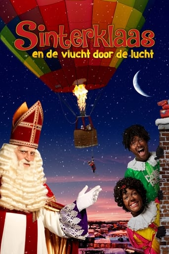Poster of St. Nicholas and the Flight Through the Sky