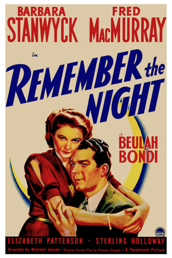 Watch Remember the Night Free Online Solarmovies