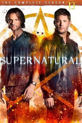 Sobrenatural 13ª Temporada - Poster