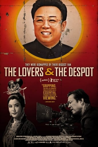 Poster of The Lovers and the Despot fragman