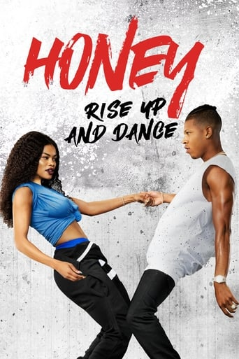 Poster of Honey: Rise Up and Dance