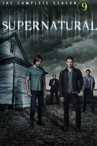 Sobrenatural 9ª Temporada - Poster