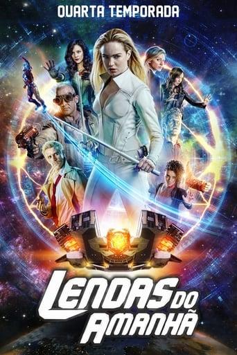 Lendas do Amanhã 4ª Temporada - Poster