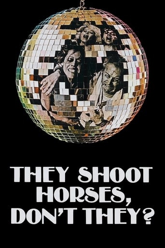 Poster of They Shoot Horses, Don't They?