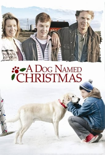 Poster of A Dog Named Christmas