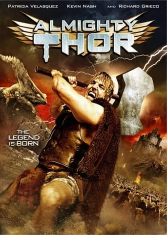 Poster of Almighty Thor