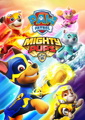 Poster of PAW Patrol: Mighty Pups