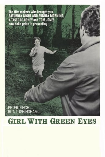 Girl with Green Eyes