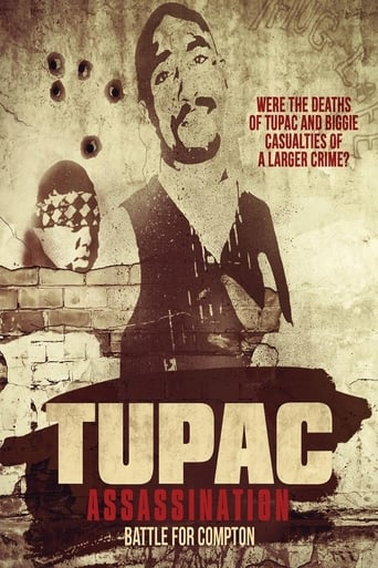 Poster of Tupac - Assassination III Battle For Compton