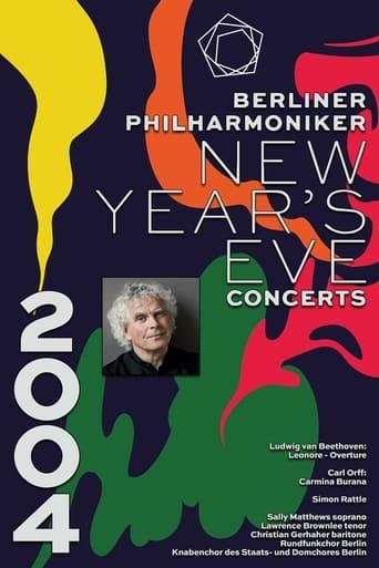 The Berliner Philharmoniker's New Year's Eve Concert: 2004