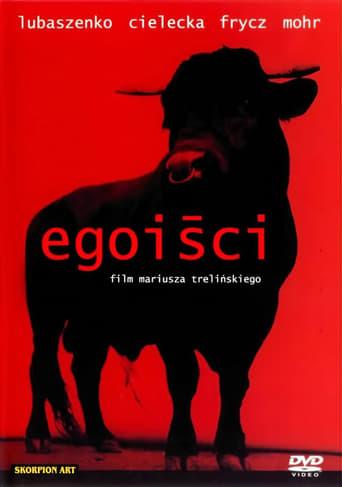 Poster of Egoiści