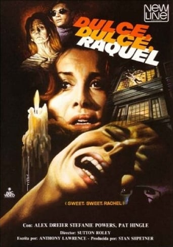 Poster of Sweet, Sweet Rachel