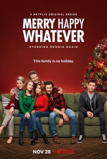 Merry Happy Whatever Poster