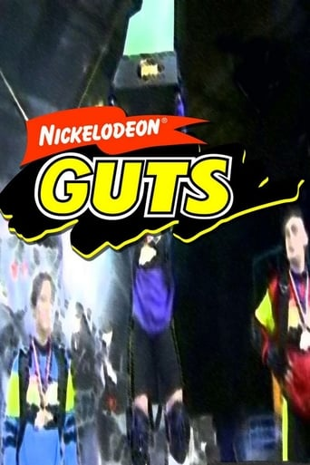 Poster of Nickelodeon Guts