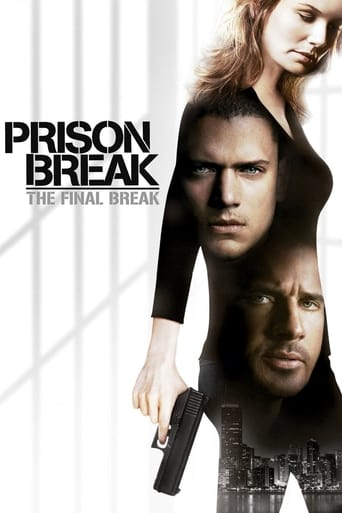 Poster of Prison Break: The Final Break