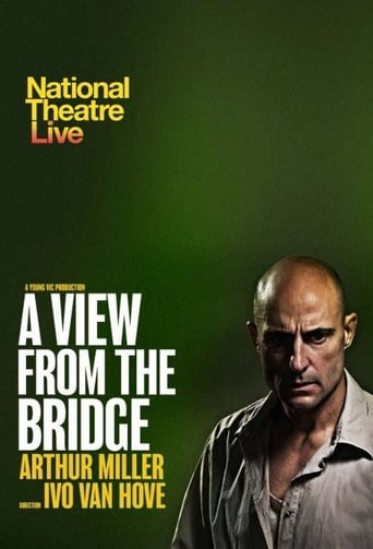 Poster of National Theatre Live: A View from the Bridge