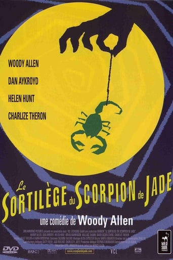 Poster of Le Sortilège du scorpion de jade