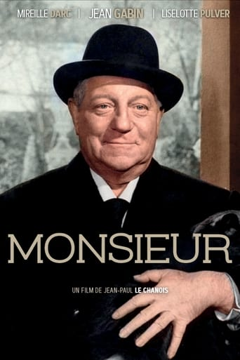 Watch Monsieur Free Movie Online
