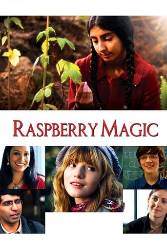 Poster of Raspberry Magic