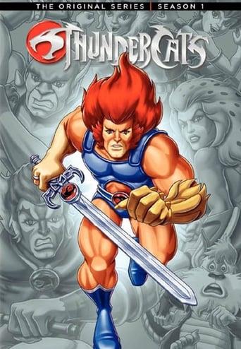 Thundercats 1ª Temporada - Poster