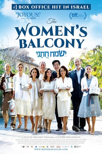 Poster of The Women's Balcony